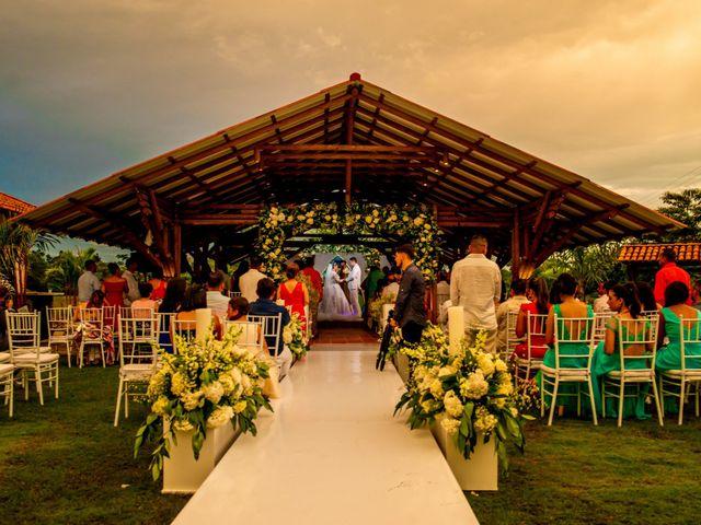 El matrimonio de Jorge y Luz en Villavicencio, Meta 18