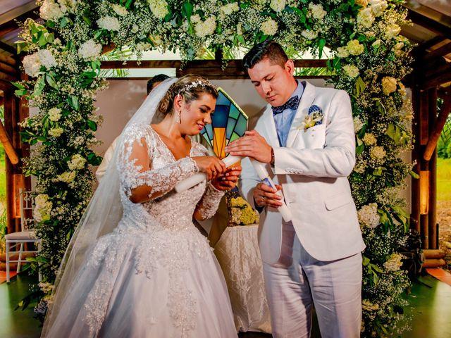 El matrimonio de Jorge y Luz en Villavicencio, Meta 17