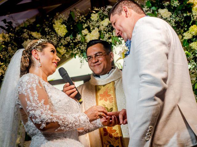 El matrimonio de Jorge y Luz en Villavicencio, Meta 15
