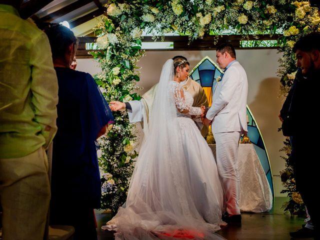 El matrimonio de Jorge y Luz en Villavicencio, Meta 14