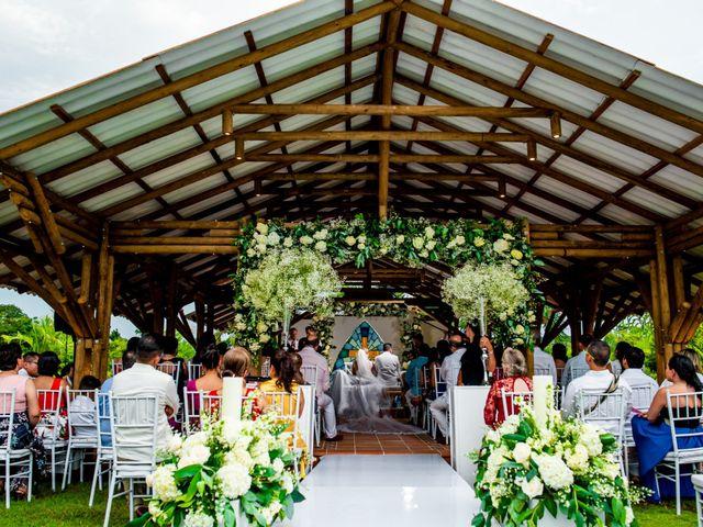El matrimonio de Jorge y Luz en Villavicencio, Meta 25