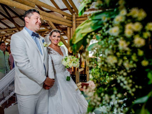 El matrimonio de Jorge y Luz en Villavicencio, Meta 38