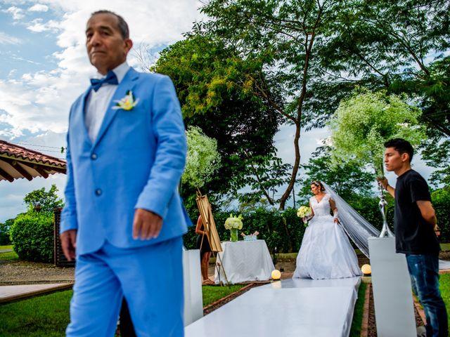 El matrimonio de Jorge y Luz en Villavicencio, Meta 34
