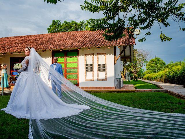 El matrimonio de Jorge y Luz en Villavicencio, Meta 31