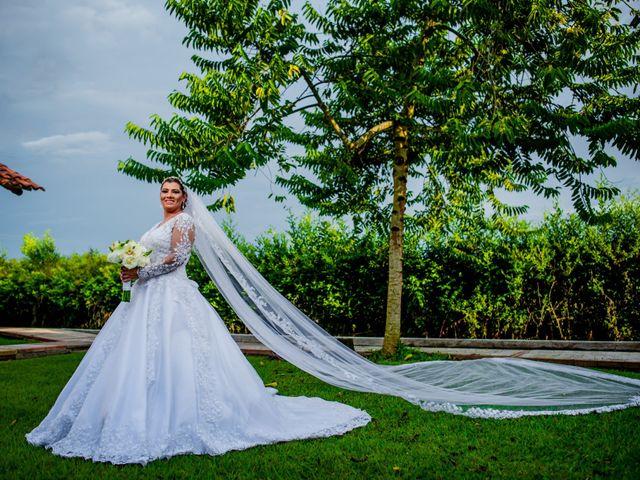 El matrimonio de Jorge y Luz en Villavicencio, Meta 30