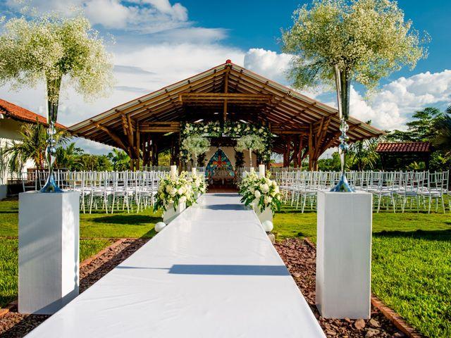 El matrimonio de Jorge y Luz en Villavicencio, Meta 26