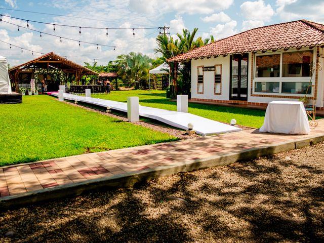 El matrimonio de Jorge y Luz en Villavicencio, Meta 46