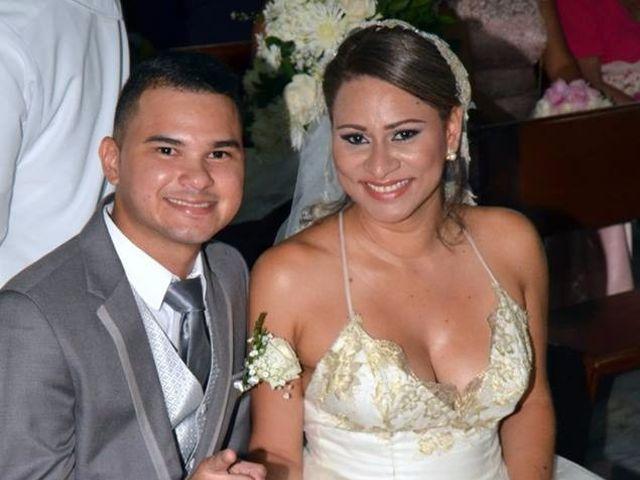 El matrimonio de Andrés Eduardo y Keila Paola en Barranquilla, Atlántico 10