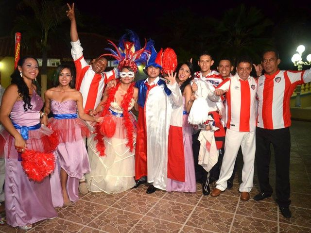 El matrimonio de Andrés Eduardo y Keila Paola en Barranquilla, Atlántico 2