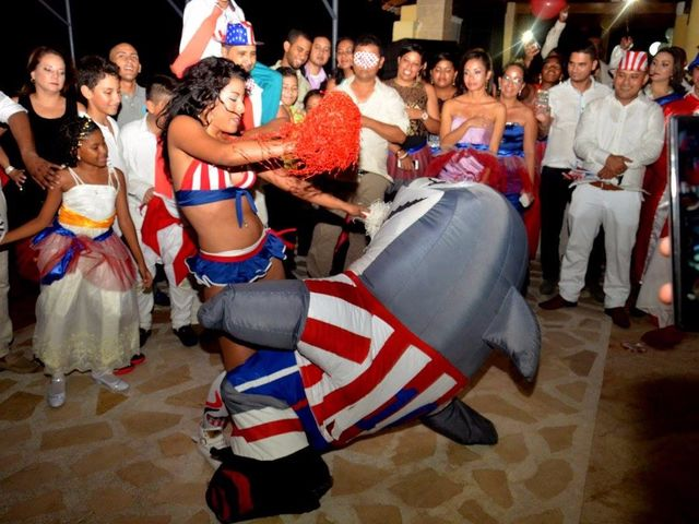 El matrimonio de Andrés Eduardo y Keila Paola en Barranquilla, Atlántico 27