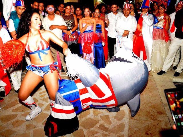 El matrimonio de Andrés Eduardo y Keila Paola en Barranquilla, Atlántico 28