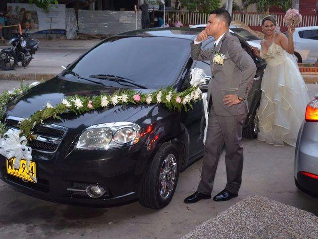 El matrimonio de Andrés Eduardo y Keila Paola en Barranquilla, Atlántico 29