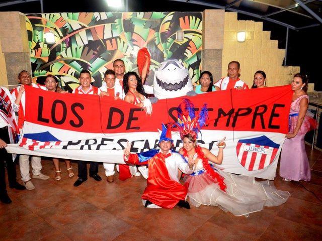 El matrimonio de Andrés Eduardo y Keila Paola en Barranquilla, Atlántico 33