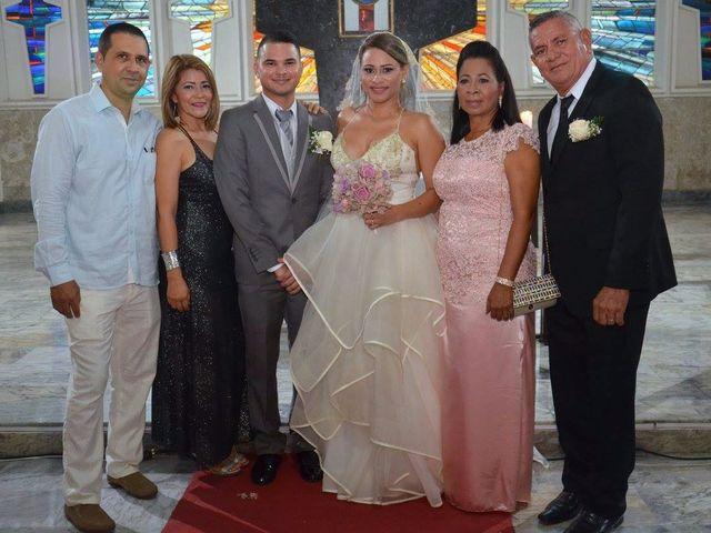 El matrimonio de Andrés Eduardo y Keila Paola en Barranquilla, Atlántico 44