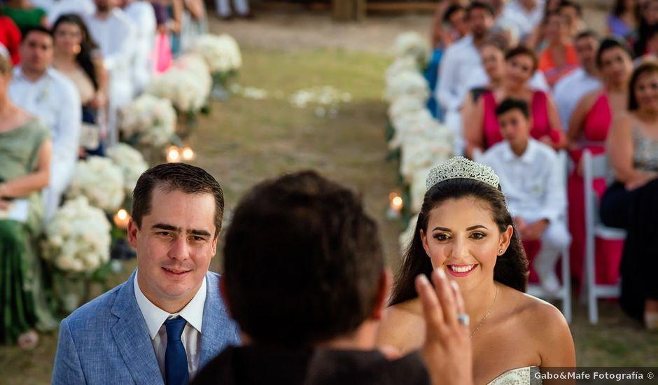El matrimonio de Jose y Estefany en Cartagena, Bolívar