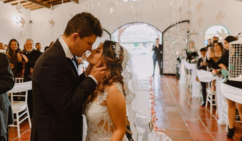El matrimonio de Felipe y Marcela en Bogotá, Bogotá DC