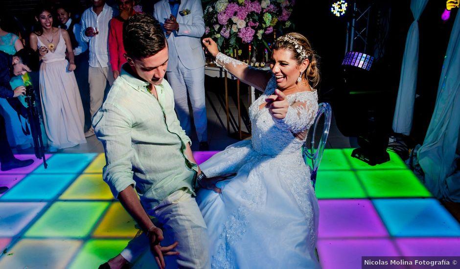 El matrimonio de Jorge y Luz en Villavicencio, Meta