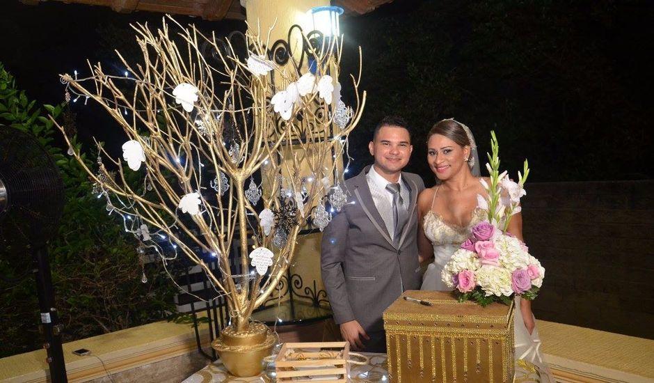 El matrimonio de Andrés Eduardo y Keila Paola en Barranquilla, Atlántico