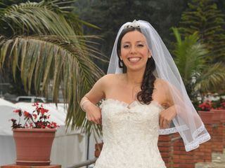 El matrimonio de Vanessa y Stefab 2