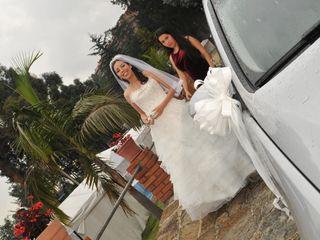 El matrimonio de Vanessa y Stefab 3