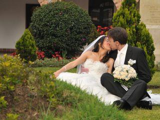 El matrimonio de Vanessa y Stefab