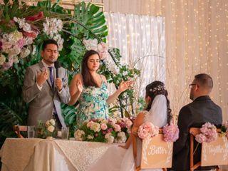 El matrimonio de Laura  y Julián  1