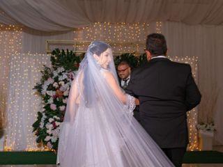 El matrimonio de Laura  y Julián