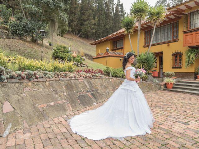 El matrimonio de Wilson y Carolina en Bogotá, Bogotá DC 7