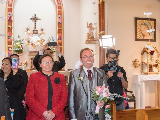 El matrimonio de Wilson y Carolina en Bogotá, Bogotá DC 12