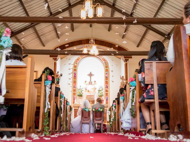El matrimonio de Wilson y Carolina en Bogotá, Bogotá DC 17