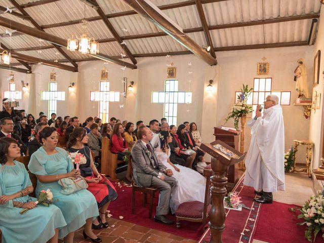 El matrimonio de Wilson y Carolina en Bogotá, Bogotá DC 18