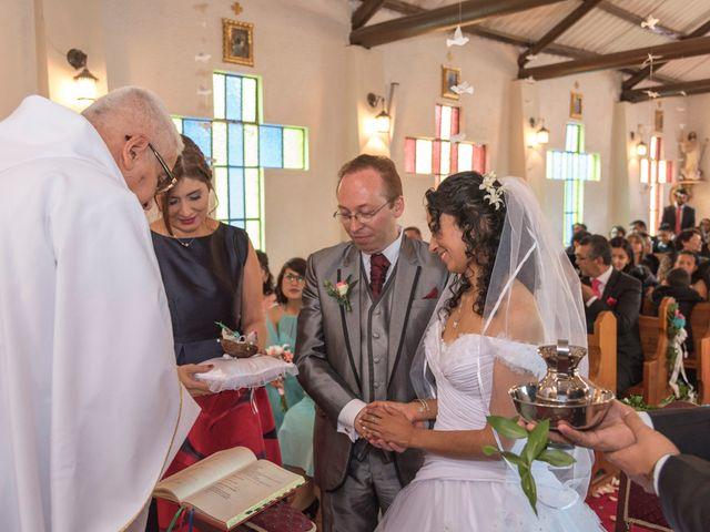 El matrimonio de Wilson y Carolina en Bogotá, Bogotá DC 19