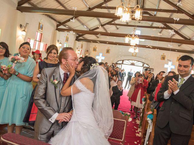 El matrimonio de Wilson y Carolina en Bogotá, Bogotá DC 21