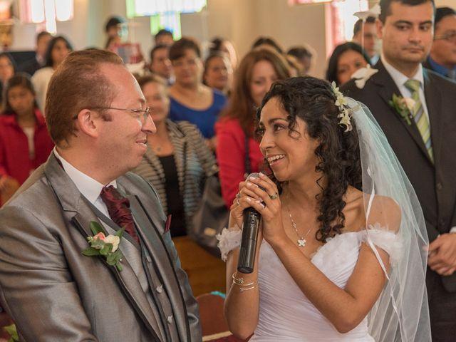 El matrimonio de Wilson y Carolina en Bogotá, Bogotá DC 22