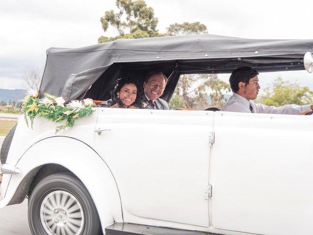 El matrimonio de Wilson y Carolina en Bogotá, Bogotá DC 24