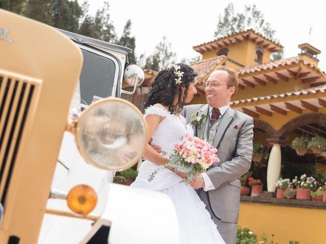 El matrimonio de Wilson y Carolina en Bogotá, Bogotá DC 28