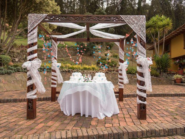 El matrimonio de Wilson y Carolina en Bogotá, Bogotá DC 29