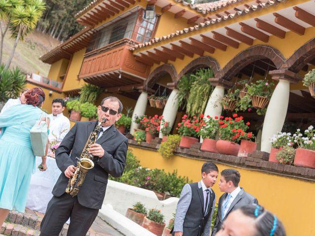 El matrimonio de Wilson y Carolina en Bogotá, Bogotá DC 35