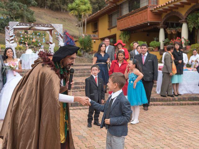 El matrimonio de Wilson y Carolina en Bogotá, Bogotá DC 38