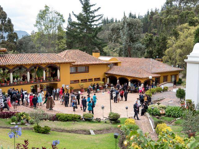 El matrimonio de Wilson y Carolina en Bogotá, Bogotá DC 40