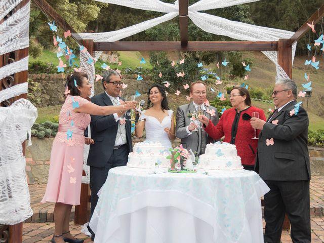 El matrimonio de Wilson y Carolina en Bogotá, Bogotá DC 45