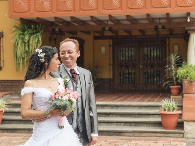 El matrimonio de Wilson y Carolina en Bogotá, Bogotá DC 46
