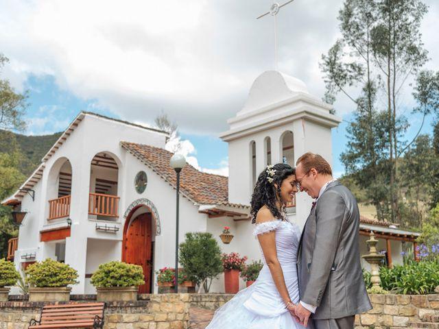 El matrimonio de Wilson y Carolina en Bogotá, Bogotá DC 47