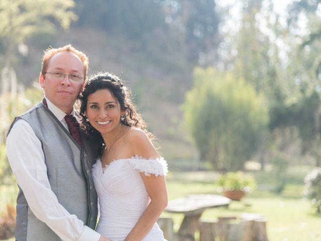 El matrimonio de Carolina y Wilson