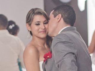 El matrimonio de Joaquin y Vanessa