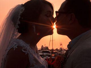 El matrimonio de Lilibeth y Mauricio 1