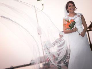 El matrimonio de Lilibeth y Mauricio 2
