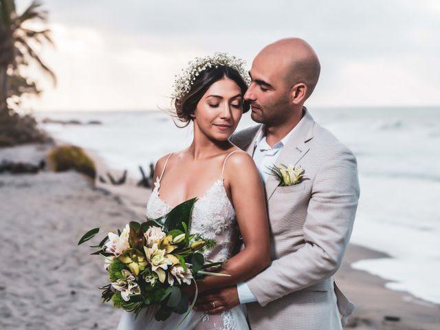El matrimonio de Claudia y Camilo
