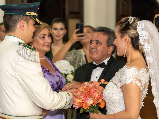 El matrimonio de Jessica y Didier en Villa del Rosario, Norte de Santander 7