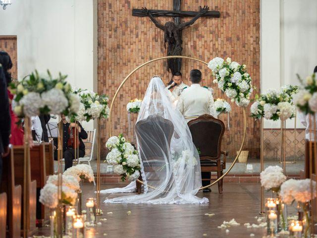 El matrimonio de Jessica y Didier en Villa del Rosario, Norte de Santander 8